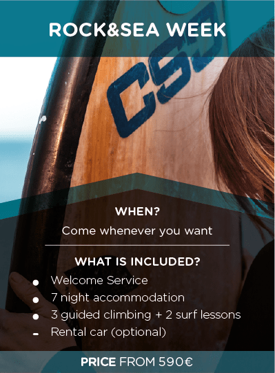 Surf and Climbing Week