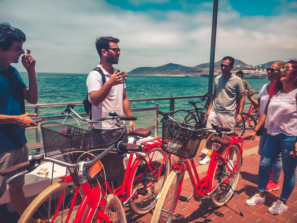 Las Palmas bike tours