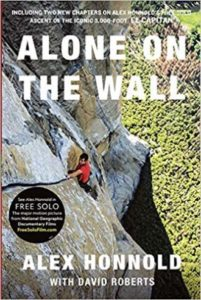 Climbing Books - Alone in the Wall