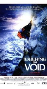 Top Climbing Films - Touching the Void
